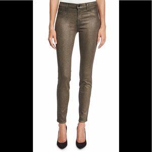 Metallics Skinny J Brand Jeans
